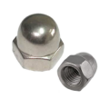 Din 1587 Stainless Steel Cap Nuts