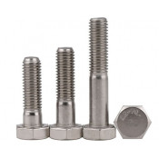 Din 931 Stainless Steel Screws
