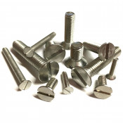 Din 963 Stainless Steel Screws