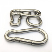 Carabiners and Snap Hooks