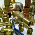 Marine Plumbing Fittings - Brass