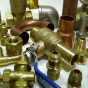 Marine Plumbing Fittings - Brass
