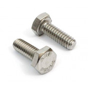 Din 933 Stainless Steel Screws