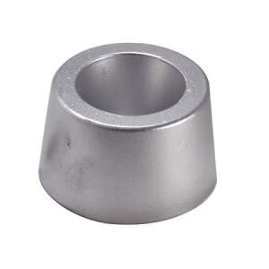 Zinc anode FLANGIA CONICA D78