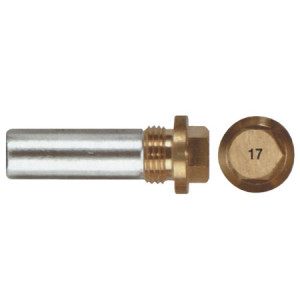 Scania Motor Anode with Cap