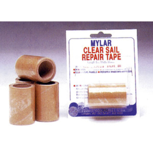mylar tape ideal for sails and tents clear parts repairing 3m x 100mm